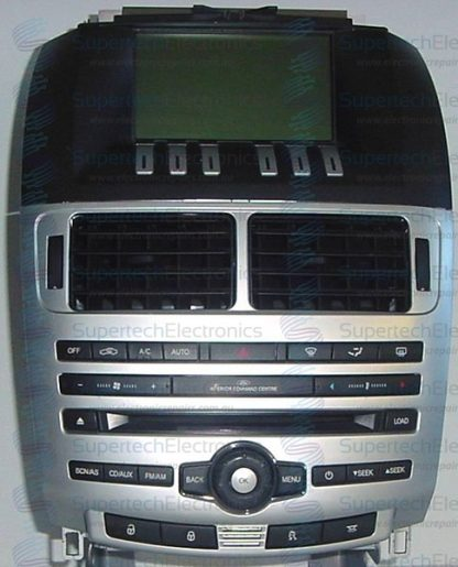 Ford Falcon FS MK1 Monochrome ICC Repair