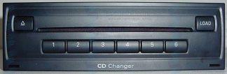 Audi A6 CD Changer Repair