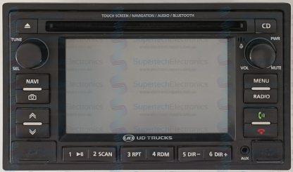 UD Truck MOD4850 Stereo Repair