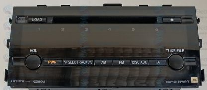 Toyota Prius GEN2 CD Player Repair