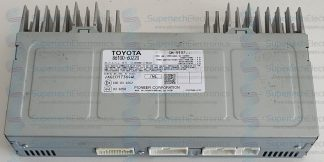 Toyota Landcruiser Sahara Prado Amplifier Repair