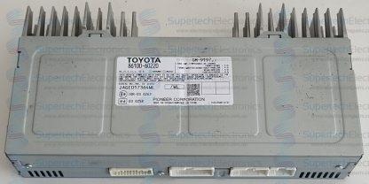Toyota Landcruiser Sahara Prado Amplifier Repair