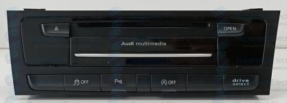 Audi A4 Stereo