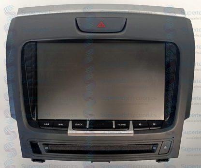 Isuzu MUX D-Max Stereo