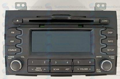 Kia Sportage Platinum Stereo Repair