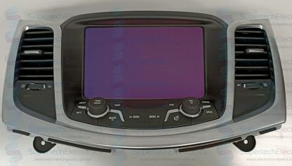 Holden VF Touch Screen Repair