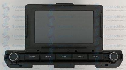 Hyundai Elantra Stereo Repair