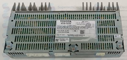 Toyota Landcruiser 200 Sahara Prado Amplifier Repair