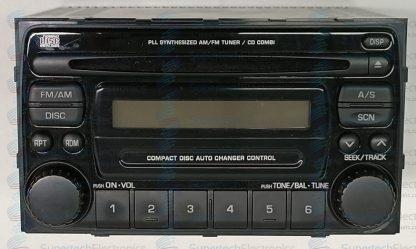 Suzuki Grand Vitara Stereo Repair