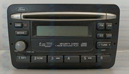 Ford Falcon AU Premium Sound Stereo Repair