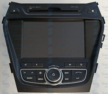 Hyundai Sante Fe Navigation Repair