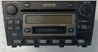 Lexus IS200 Stereo Repair