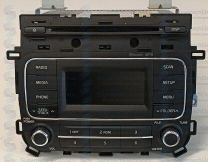 Kia Cerato Stereo Repair