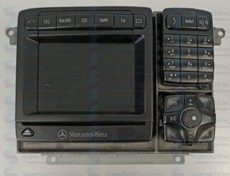 Mercedes Benz Comand 2.5 Repai