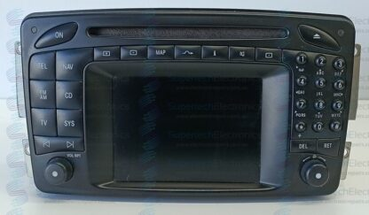 Mercedes Benz Comand 2.0 Repair