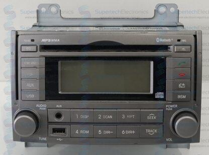Hyundai iLoad iMax Stereo Repair