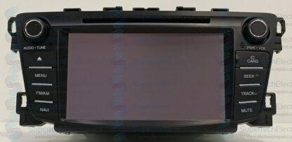 Mazda BT50 Polaris Stereo Repair