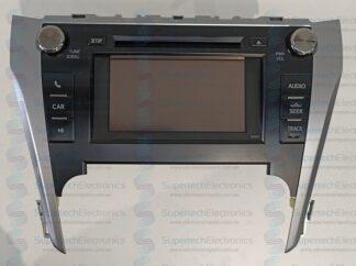 Toyota Aurion Stereo Repair