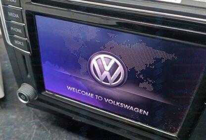 Volkswagen Tiguan Stereo Repair