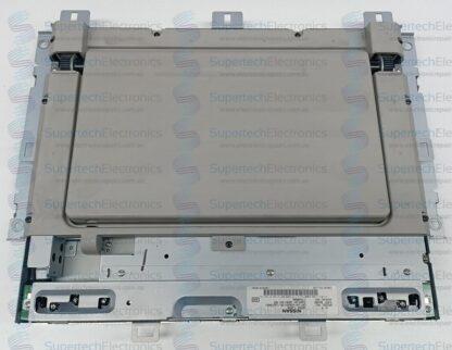 Nissan Elgrand Roof Monitor Repair
