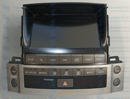 Lexus LX570 Stereo Repair