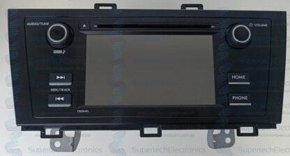 Subaru Liberty Stereo Repair