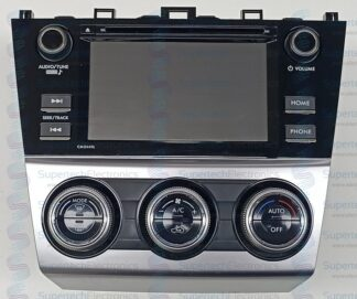 Subaru Impreza Stereo Repair
